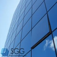 China curtain wall Laminated glass sheet 6mm+6mm 8mm+8mm 10mm+10mm wholesale