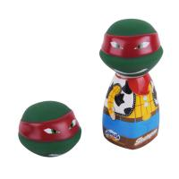 China Custom Color Soft Vinyl Toys Cartoon Drinking Bottle Cover Eco Friendly Material wholesale