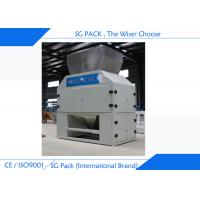 China Swine Feed Automatic Bagging Machine 20 - 50 KG Woven Bag With PLC Control wholesale