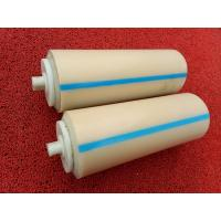 China Corrosive Resistant Fertilizer Plant Nylon Rollers With Diameter 89×190mm wholesale