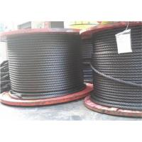 China High Performance Bright Steel Cable Wire Rope For Chemical Industry wholesale