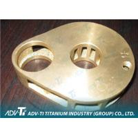 China CNC machined Extremely Resistant to Abrasion Metal Investment Casting wholesale
