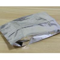 China tea aluminum foil packaging bags square bottom plastic bags for rice packaging wholesale