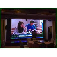 China P2.5 Indoor LED Display Full Color / LED Video Screen Wide Viewing Angle wholesale