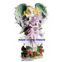 China resin fairy, polyresin angel, fairy figure,fairy crafts wholesale