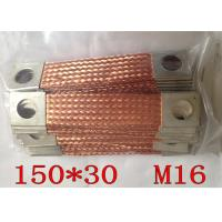 China High Abrasion - Resistant Tinned Copper Braided Sleeving For Flexible Electric Installation wholesale