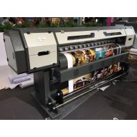 China Ultraprint Flex Banner Eco Solvent Printer 35 Square Meter / Hour wholesale