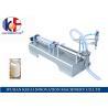 China Advanced design Portable Liquid Filing Machine For Water/perfume/oil/milk wholesale