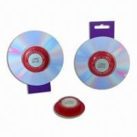 China A/V Cleaning Supplies, Suitable for CD, CD-RW and DVD wholesale