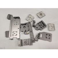 China Zinc Plating 0.05mm Tolerance 1000mm Thick Metal Stamped Parts OEM wholesale