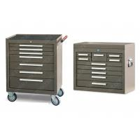China 29 In Mobile Mechanics Tool Trolley , Utility Rolling Tool Cart 64.0/68.0 Kg wholesale