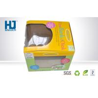 China Folding Corrugated Cardboard Packaging Boxes With Matt Lamination 180 x 160 x 120mm on sale