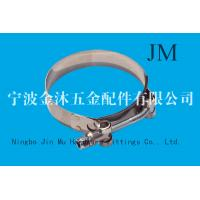 China Spring Loaded T Bolt Hose Clamp For Automotive Heater Hose Connection wholesale