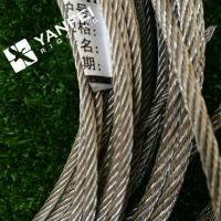 China Stainless Steel /AISI304 or 316 Steel Wire Rope for Crane wholesale