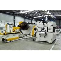 Passed CE Certificate Automatic Decoiler Straightener Feeder Can Storage 20 Groups Data Manufactures