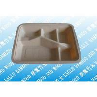 China Bamboo plate on sale