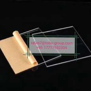 China Plastic Board A3 A4 Polished Acrylic Sheet Clear PMMA Sheet Perspex Lucite Plate Cast wholesale