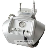 China 2 In 1 Crystal + Diamond Microdermabrasion Machine For Acne Scar Treatment wholesale