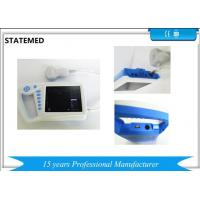 China Light Weight Black / White Ultrasound Scanner Electron Convex Array Scanning on sale
