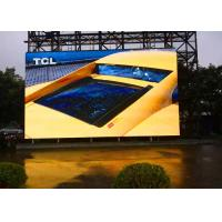 High Definition Outdoor Rental LED Display 5mm Pixel Pitch 160*160mm Module Size