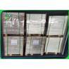 China Width 700mm Good Strength No Powder Drop Cream Woodfree Paper For School Book wholesale
