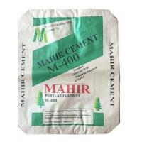 Buy cheap Polypropylene Cement Bags With Valve 10KG / 25KG / 50KG / 100KG Capacity from wholesalers