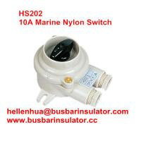 China 10A marine nylon high quality switch HS202 boat switch power handware wholesale