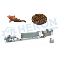 China Automatic fish feed line equipment, free installation, formula wholesale