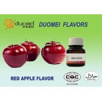 China Red Apple Food Flavouring Agents Flavor Ingredients Liquid Food Flavoring wholesale