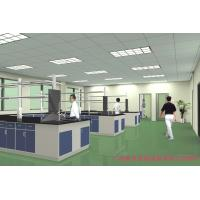 China Rectangular Durable Science Laboratory Furniture Flexible Steel And Wood wholesale