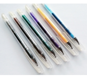 China Retractable Vibrant Color Ink Frixion Clicker Pen wholesale