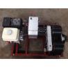 China Honda / Yamaha Engine 5 ton 50KN Double Capstan Winch Pulling Hoisting wholesale