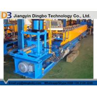 Buy cheap Galvanized Steel Rack Roll Forming Machine , Shelving Box Beam Roll Forming from wholesalers
