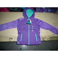 China Stock children clothing,SNOZU kid's zipper snow jackets with hoodie ,child stock apparel wholesale