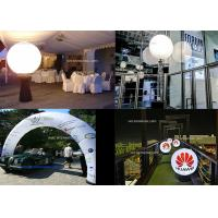 China 90cm Diameter Event Space Lighting For Wedding / Party / Branding Confrence wholesale