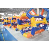 China Colorful Inflatable Water Roller Wheel for Water Park wholesale