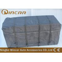 China 600d Oxford Fabric Roof Luggage Rack , Waterproof Roof Storage Bag With Logo wholesale