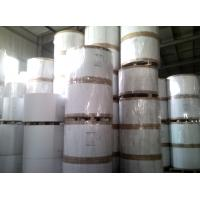 China coated Duplex boards grey back on sale