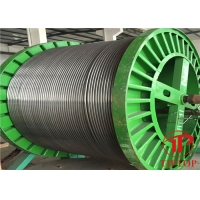 China 0.3 7.6mm Pumping 103.5MPa CT110 API 5ST Coiled Tubing on sale