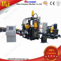 China Hot Selling CNC Angle Line Punching Marking Shearing Machine Made in China wholesale