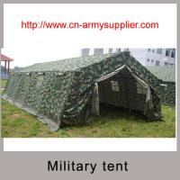 UN refugee waterproof oxford canvas military outdoors tent for army use Manufactures