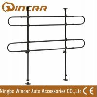 China SUV Dog Pet Headrest Protection Guard Barrier Steel Material 0.6mm Rod Thickness wholesale