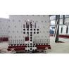 China 2650x2600x2900mm Glass Loading Machine Mitsubishi PLC Control 100L/Min Air Consumption wholesale