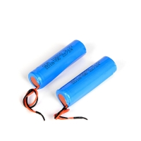 China Custom Small Lithium Ion Battery 2000mAh Li Ion 3.7 V Battery Pack wholesale
