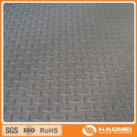 China Best Quality Low Price Skid-Proof Aluminum Checkered Plate  1050, 1060, 3003, 5052 wholesale