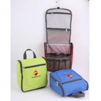 China Foldable Hanging Toiletry Kit For Travel wholesale