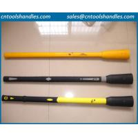 China 6# eye pick axe replacement fiberglass handle wholesale