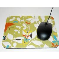 China Non Skid Rubber Promotional Mouse Pads With Smooth Cloth 220*180*2 mm on sale