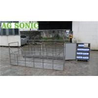 China Marine Turbine Ultrasonic Cleaning System Large Ultrasonic Tank Volume 28 / 40KHz wholesale