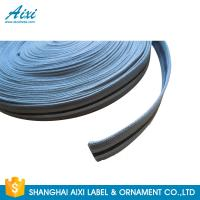 China Durable PVC Clear 2*1CM Reflective Clothing Tape For Bags / Shoes wholesale